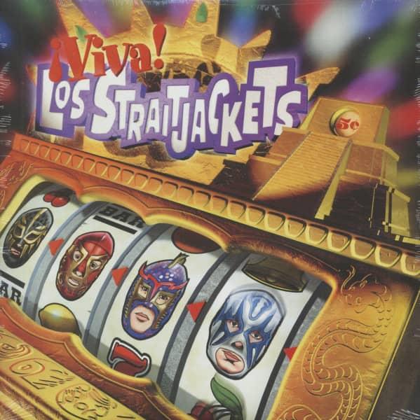 Viva Los Straitjackes (LP)
