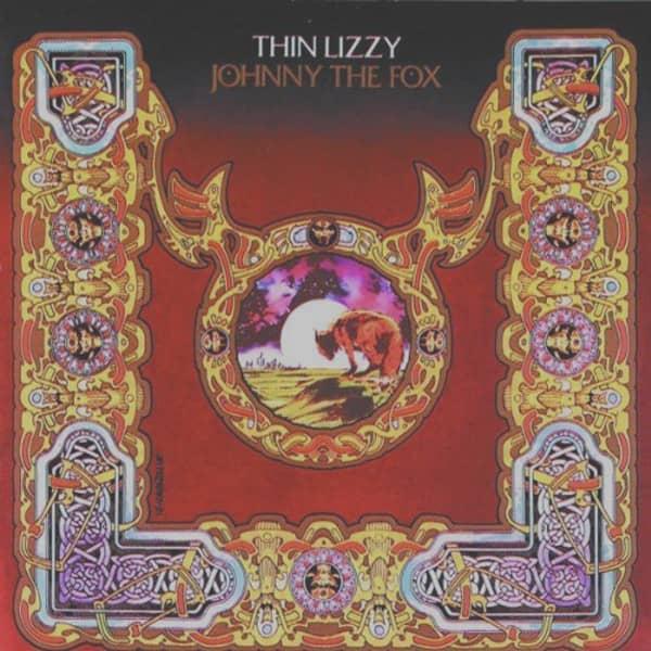 Johnny The Fox (1976) 180g Vinyl Gatefold - Kla