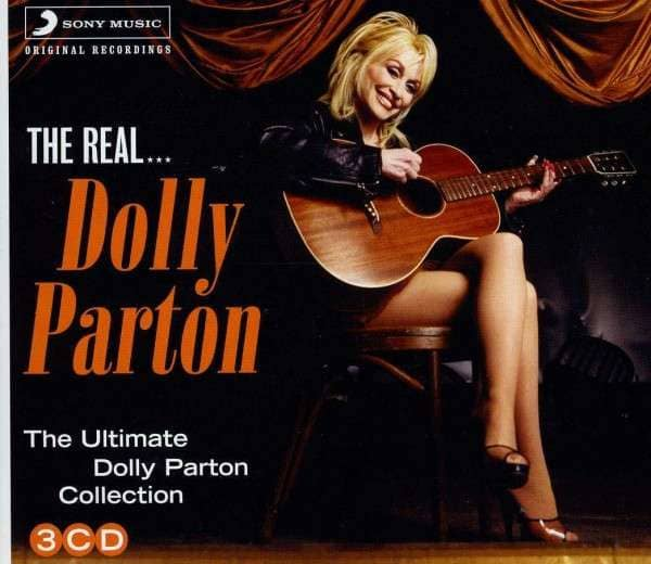 The Real Dolly Parton (3-CD)