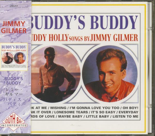 Buddy's Buddy - Buddy Holly Songs By Jimmy Gilmer (CD)