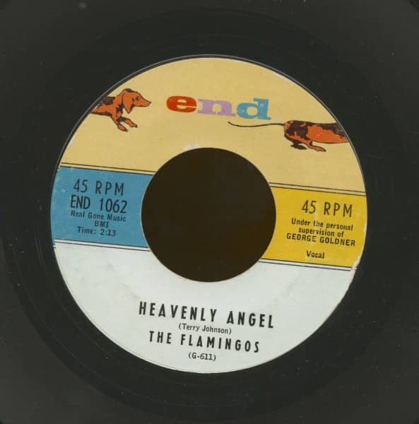 Heavenly Angel b-w I Was Such A Fool (7inch, 45rpm)