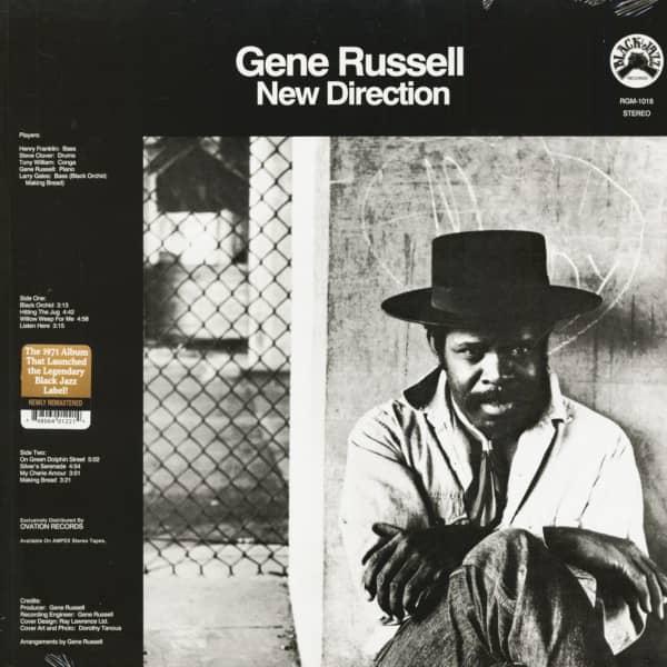 New Direction (LP)