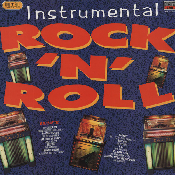 Instrumental Rock & Roll