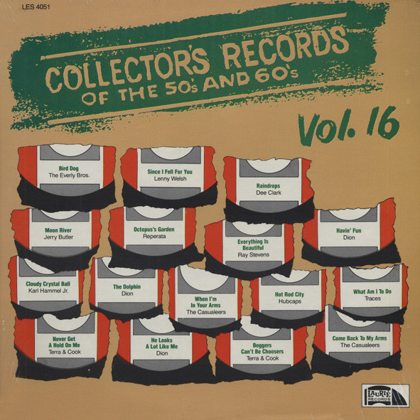 Collector's Records Of The 50s & 60s Vol.16