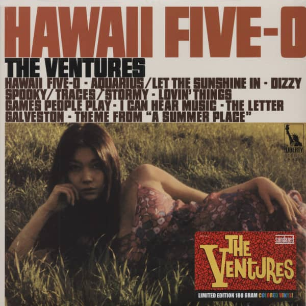 Hawaii Five-O (1969) 180g Limited Edition