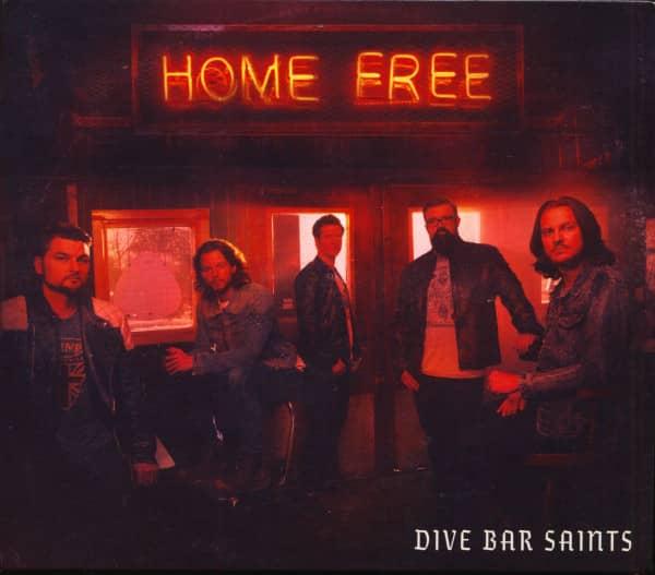 Dive Bar Saints (CD)