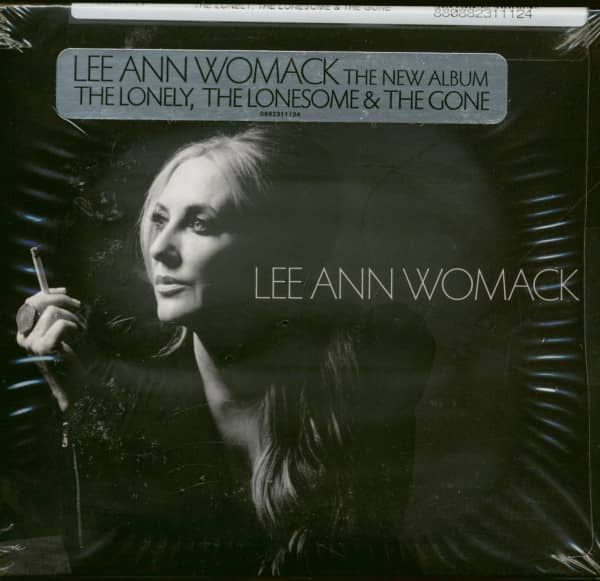 The Lonely, The Lonesome & Gone (CD)