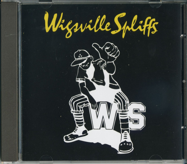 The Wigsville Spliffs (CD Album)