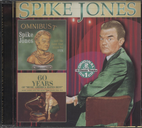 Omnibus - 60 Years Of Music America ...