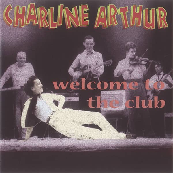Welcome To The Club (CD)