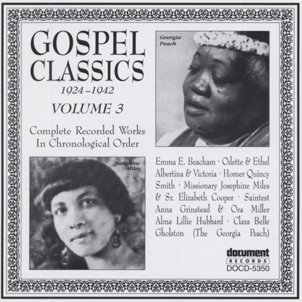 Gospel Classics Vol.3