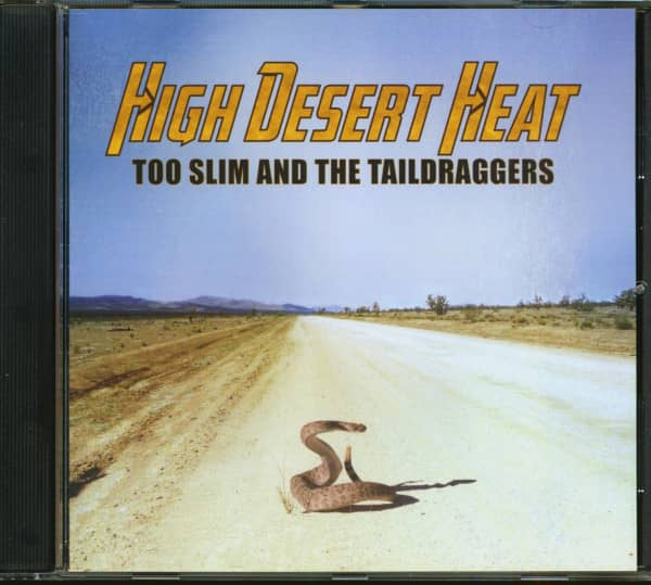 High Desert Heat (CD)