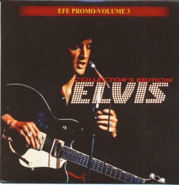 Elvis Collector's Edition - Promo Vol.3 (CD)