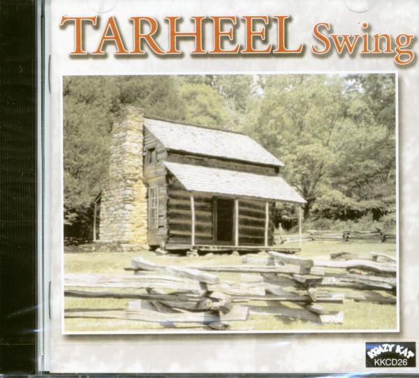 Tarheel Swing (CD)