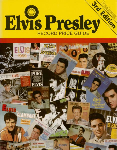 Presleyana 3rd Edition - Jerry Osborne's Elvis Presley Record Price Guide