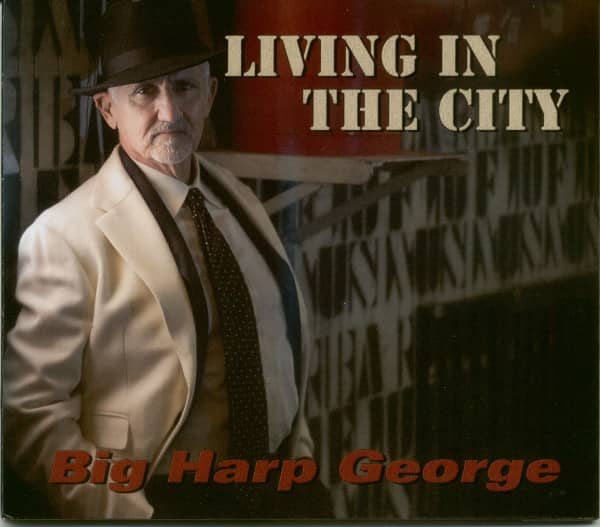 Living In The City (CD)