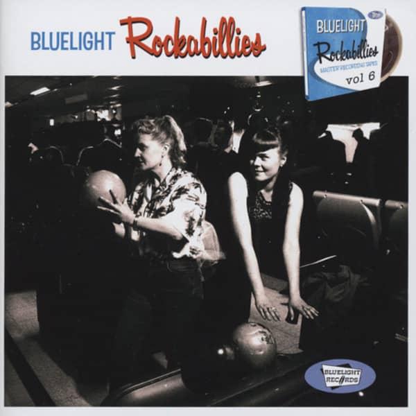 Vol.6, Bluelight Rockabillies
