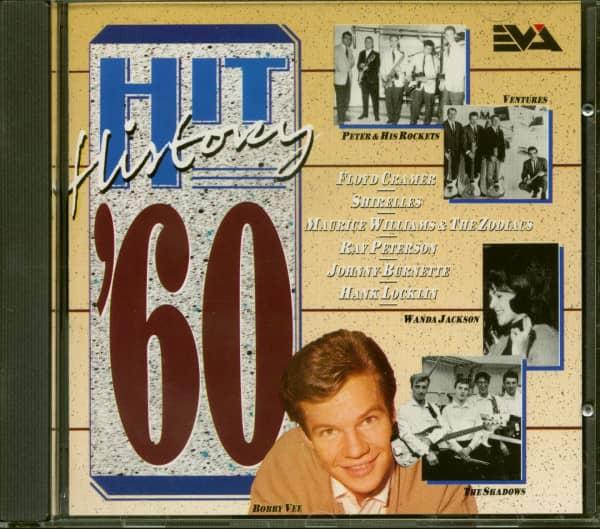 Hit History - 1960 (CD)