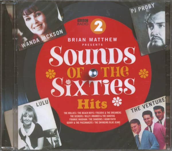 Sounds Of The Sixties - Hits (2-CD)