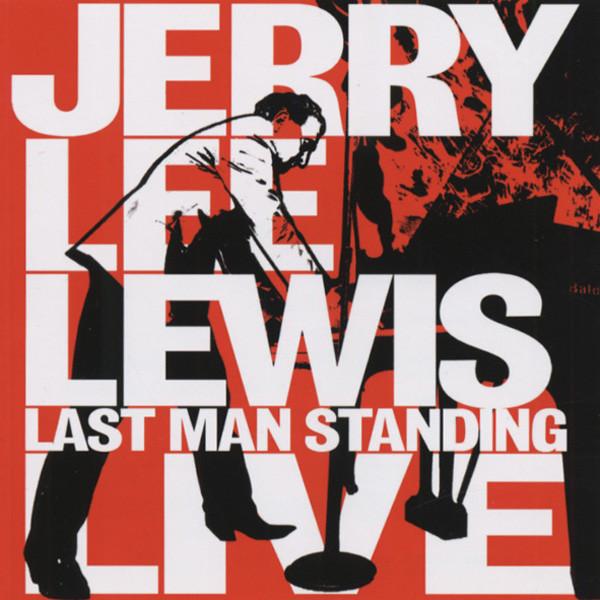 Last Man Standing Live (US) CD&DVD Bonus Pkg.
