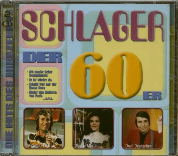 Schlager Der 60er (2-CD)