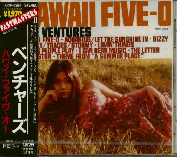 Hawaii Five-O (CD Japan)