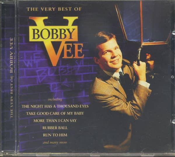 The Very Best Of Bobby Vee (CD)