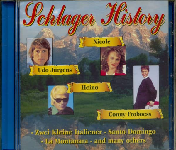 Schlager History (CD)