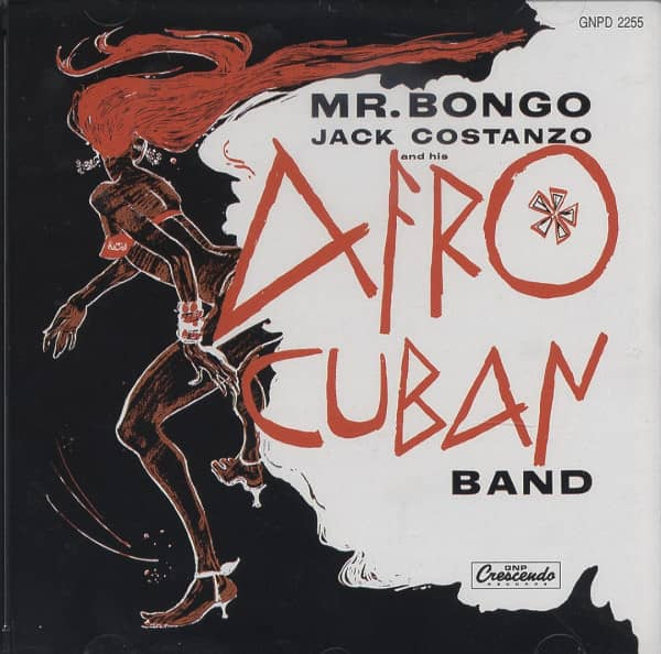 Mr. Bongo (CD)