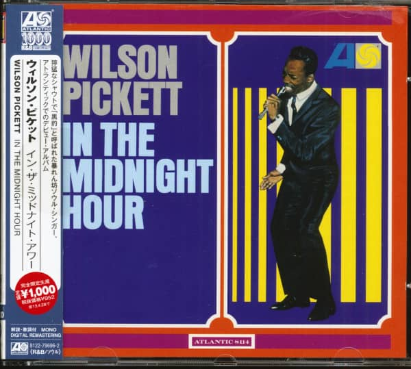 In The Midnight Hour (CD, Japan)