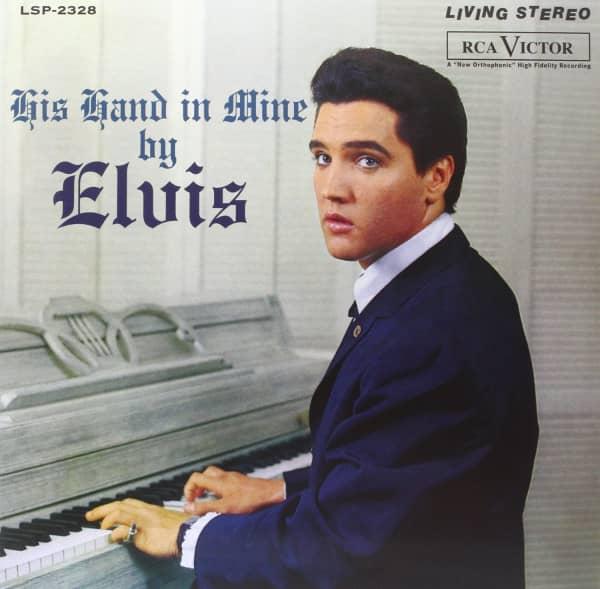His Hand In Mine (LP, 180g Vinyl, Ltd.)