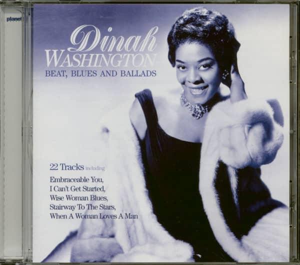 Beat, Blues And Ballads (CD)