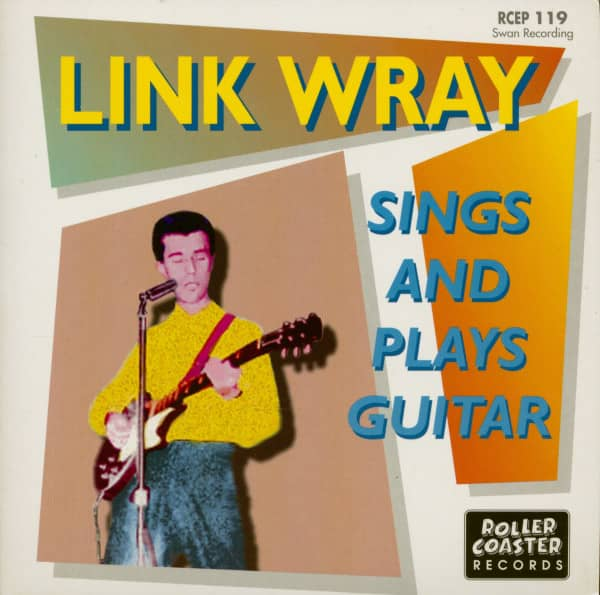 Sings And Play Guitar (7inch EP, 45rpm, PS, BC)