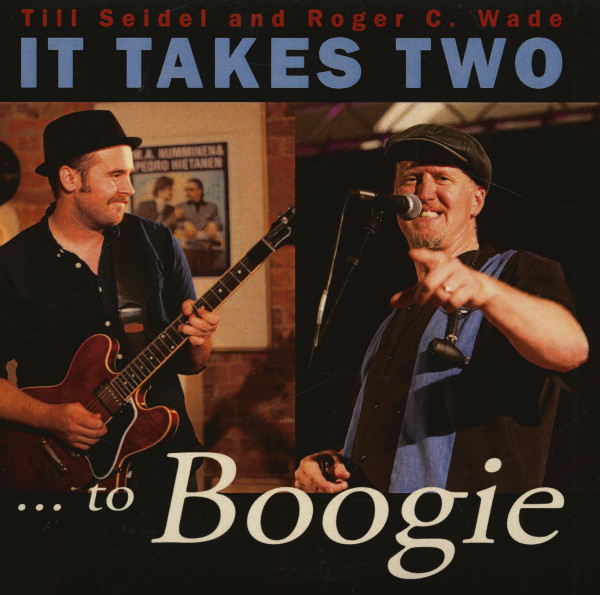It Takes Two To Boogie (CD)