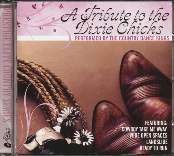 A Tribute To The Dixie Chicks (CD)