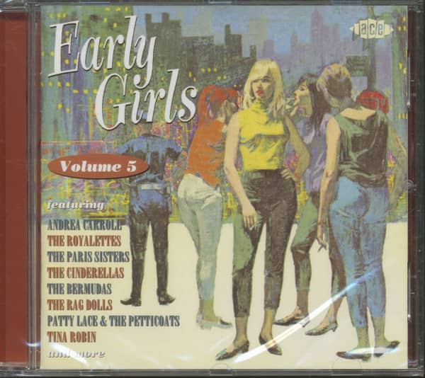 Early Girls Vol.5