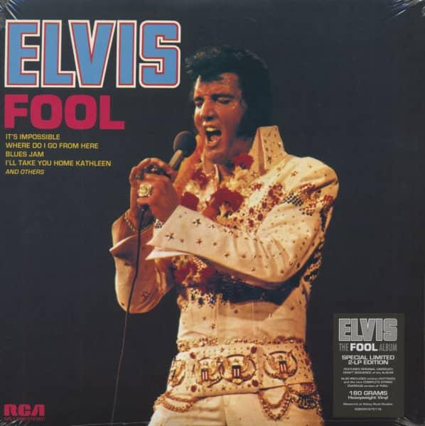 Elvis - The Fool Album (2-LP, Limited Edition)