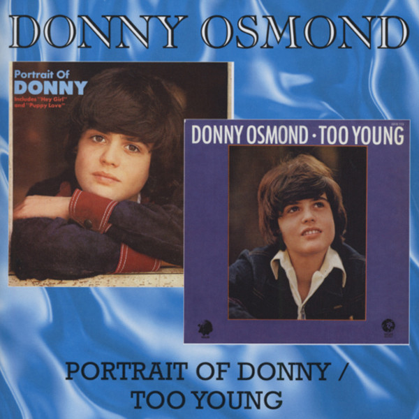 A Portrait Of Donny - Too Young