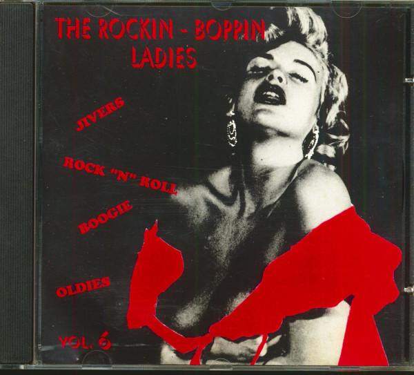 The Rockin'-Boppin' Ladies Vol.6 (CD)