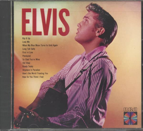 Elvis (CD, US Version)