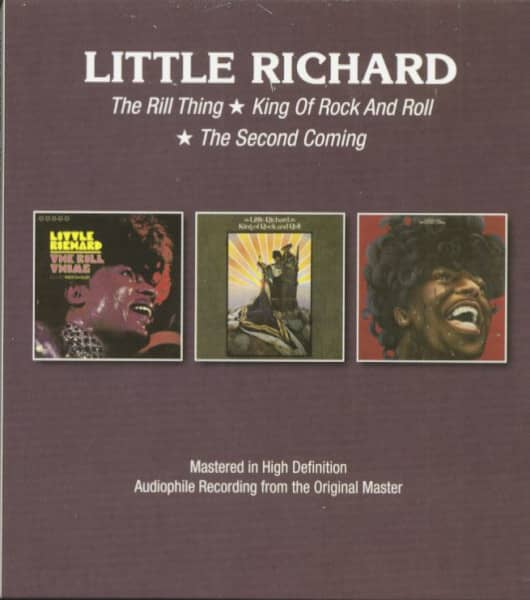 The Rill Thing - King Of Rock And Roll - The Second Coming (2-CD)