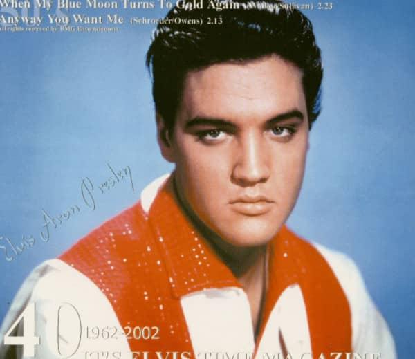 It's Elvis Time - 40th Anniversary Sampler (CD)