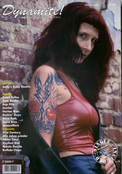 Nr.28 - Magazin & limited Single