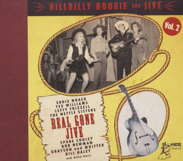 Hillbilly Boogie And Jive Vol.2 (CD)