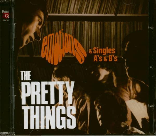 Emotions & Singles A's & B's (CD)