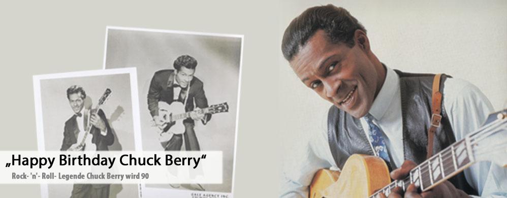 Happy Birthday Chuck Berry