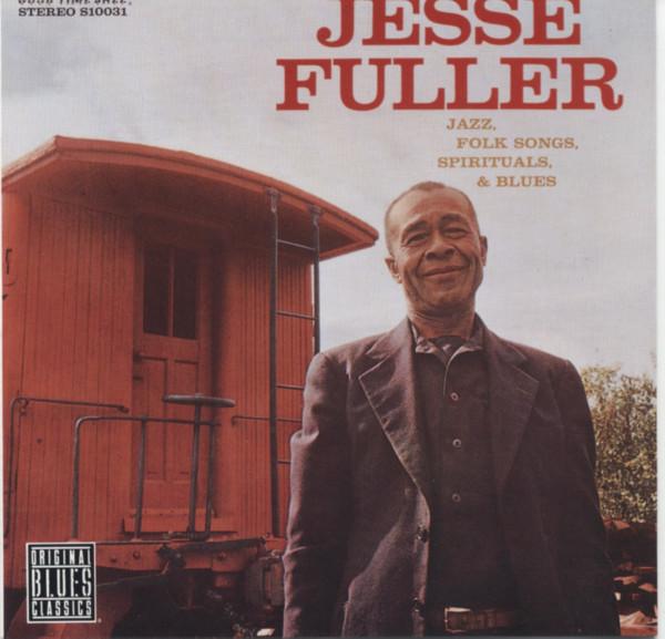 Jazz, Folk Songs & Spirituals (cut-out)