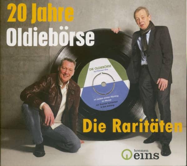 20 Jahre 'Oldie Börse' Bremen eins (CD)