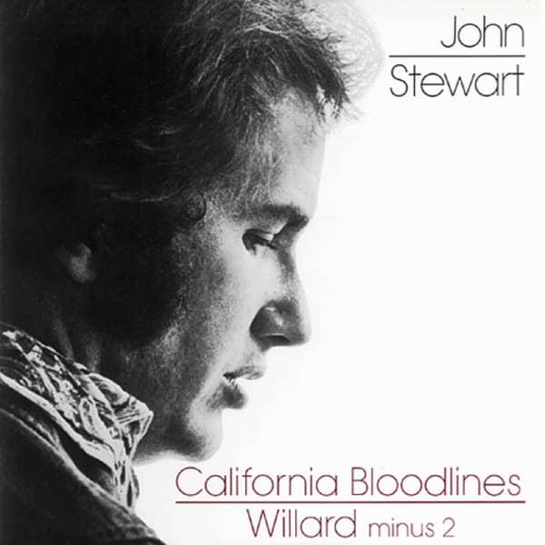 California Bloodlines - Willard minus 2 (CD)