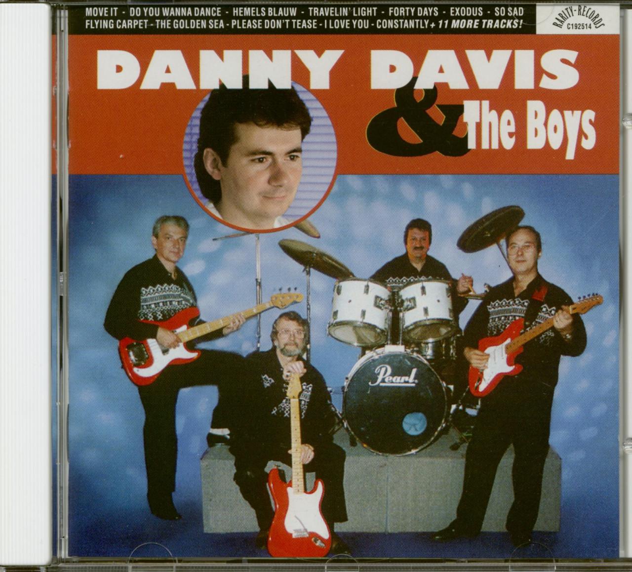 Danny Davis & The Boys - Danny Davis & The Boys (CD)